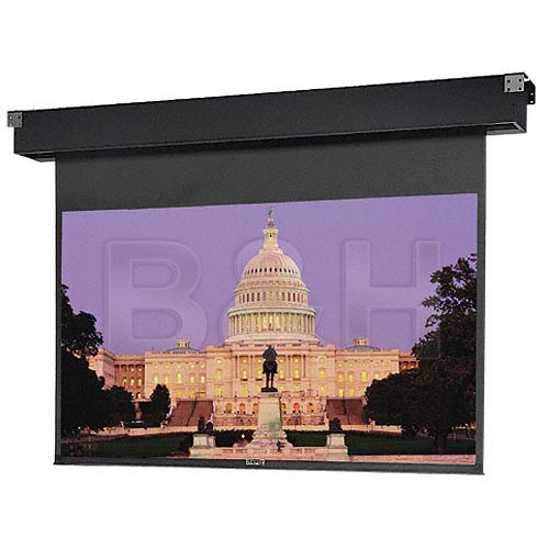 "Da-Lite 83430 Dual Masking Electrol Motorized Projection Screen (45 x 60/80"")"