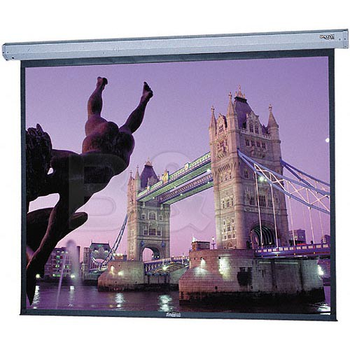 "Da-Lite 83444L Cosmopolitan Electrol Motorized Projection Screen (45 x 80"")"
