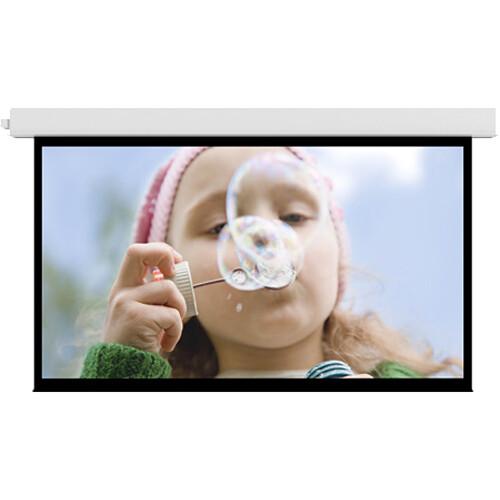"Da-Lite 84328LS Advantage Electrol Motorized Front Projection Screen (65 x 116"")"