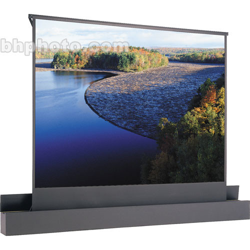 "Da-Lite 84754 Ascender Electrol Motorized Front Projection Screen (69 x 92"")"