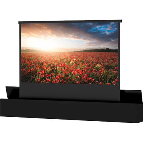 "Da-Lite 84772 Ascender Electrol Motorized Front Projection Screen (65 x 116"")"