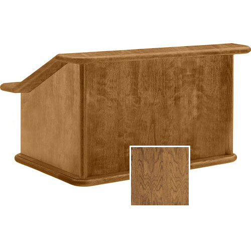 Da-Lite Table Lectern (Natural Walnut)