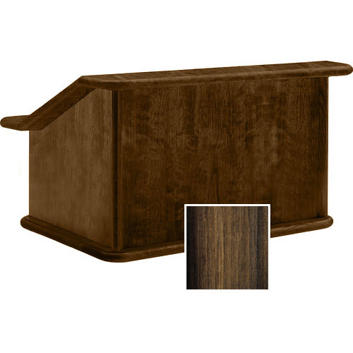 Da-Lite Table Lectern (Heritage Walnut)