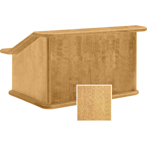 Da-Lite Table Lectern (Light Oak)