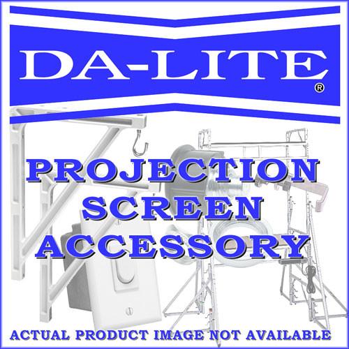 """Da-Lite Pull-Out Equipment Rack for 32"""" Lexington Multi-Media Lecterns"""