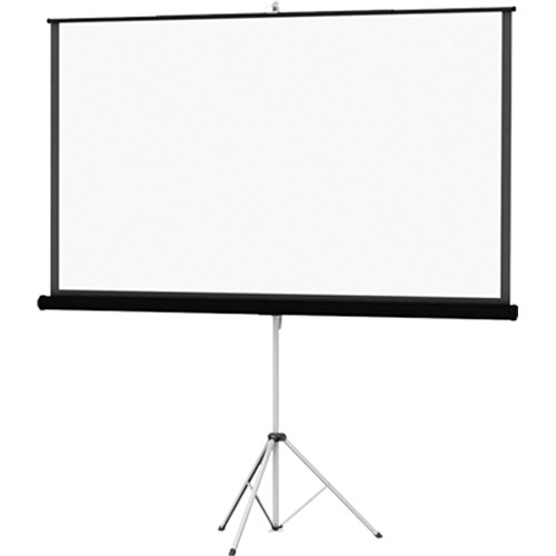 "Da-Lite 86021 Picture King Portable Tripod Front Projection Screen (52 x 92"")"