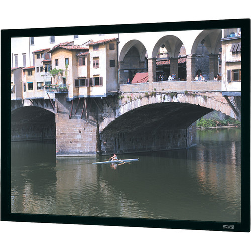 Da-Lite 86899 Imager Fixed Frame Front or Rear Projection Screen (90 x 120)