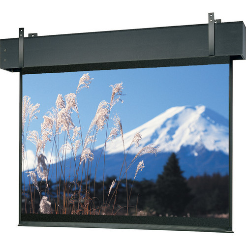 Da-Lite 87006E Professional Electrol Motorized Projection Screen (9 x 12', 220V, 50Hz)