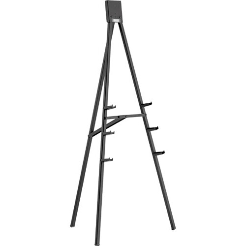Da-Lite Dual Purpose Easels, Black Powder Coated