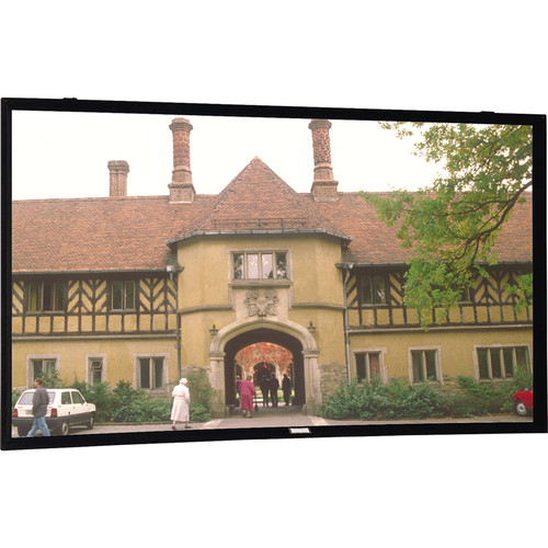"Da-Lite Cinema Contour Projection Screen (65 x 116"")"