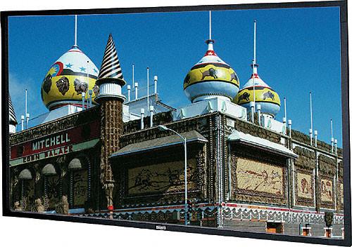 """Da-Lite Imager Fixed Frame Wall Screen - 36x48"""" - DA-Mat HC"""