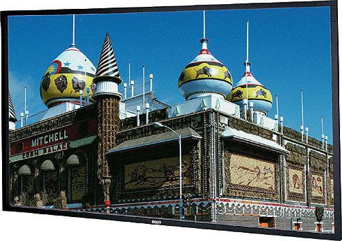 "Da-Lite 87710 Imager Fixed Frame Front Projection Screen (50.5 x 67"")"