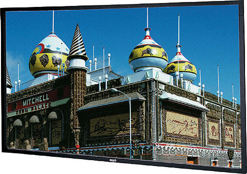 "Da-Lite 87718 Imager Fixed Frame Front Projection Screen (65 x 116"")"