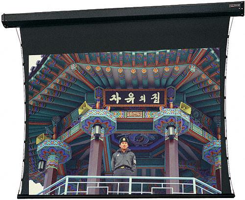 Da-Lite 87846 Tensioned Cosmopolitan Electrol Motorized Projection Screen (9 x 9')