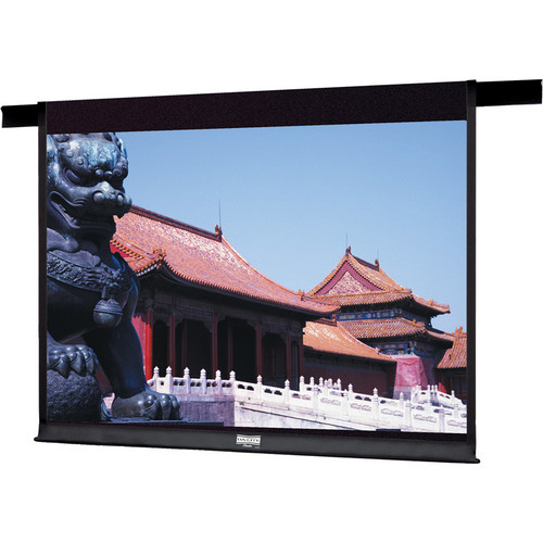 "Da-Lite 88155EF Fabric and Roller ONLY for the Advantage Deluxe Projection Screen (58 x 104"")"