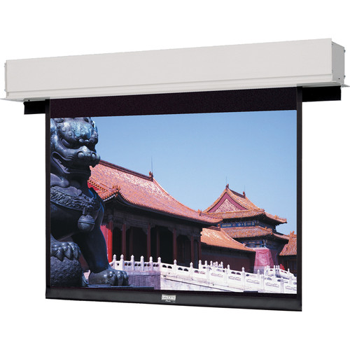 "Da-Lite 88185 Advantage Deluxe Electrol Motorized Projection Screen (84 x 84"")"
