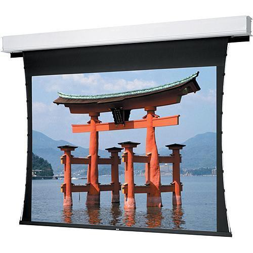 "Da-Lite 88309M Advantage Deluxe Tensioned Electrol Motorized Front Projection Screen (78x139"")"