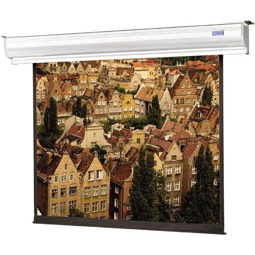 Da-Lite 88341LS Contour Electrol Motorized Front Projection Screen (9 x 9')