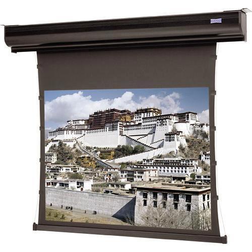 "Da-Lite 88424ELS Contour Electrol Motorized Projection Screen (84 x 84"")"