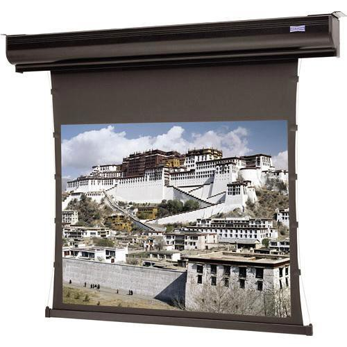 Da-Lite 88452ELS Contour Electrol Motorized Projection Screen (9 x 9')