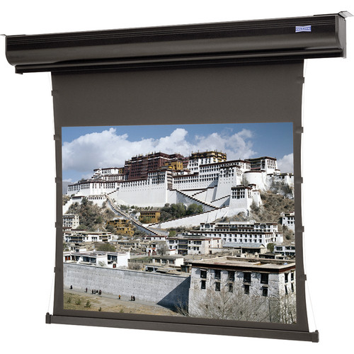 "Da-Lite 88488LSMV Contour Tensioned Electrol Projection Screen (60 x 80"", 120V, 60Hz)"