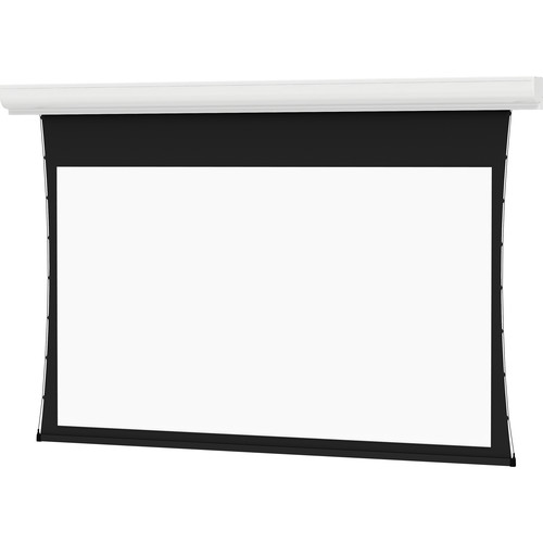 """Da-Lite Tensioned Contour Electrol 65 x 116"""", 16:9 Screen with Dual Vision Projection Surface (120V)"""