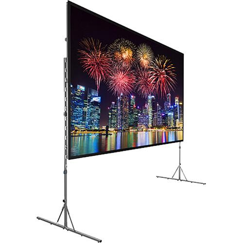 """Da-Lite 88617 Fast-Fold Deluxe Screen System (7'6"""" x 10')"""