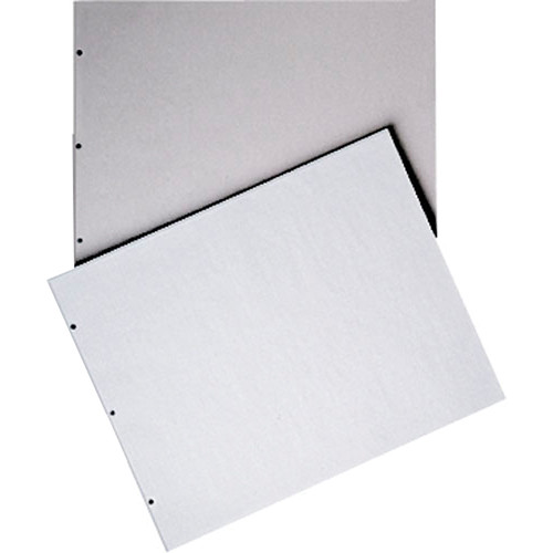 "Da-Lite P-400 Post-It Plain (25 x 30"", 2 Pads)"
