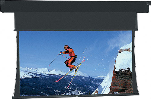 "Da-Lite 89041 Horizon Electrol Motorized Masking Projection Screen (57"" Format Width)"