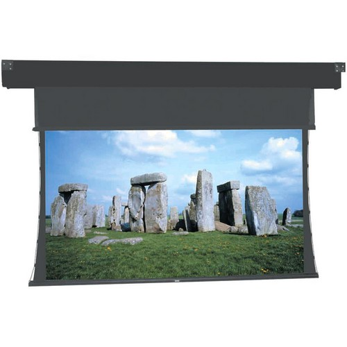 "Da-Lite 90227E Horizon Electrol Motorized Masking Projection Screen (67"" Format Width)"