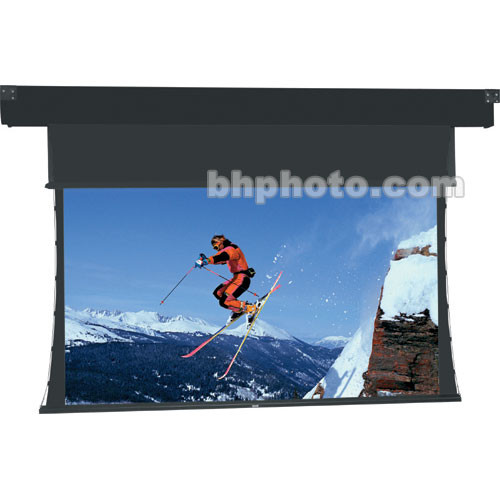 "Da-Lite 90227 Horizon Electrol Motorized Masking Projection Screen (67"" Format Width)"