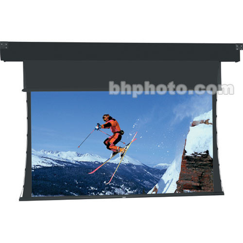 "Da-Lite 90230 Horizon Electrol Motorized Masking Projection Screen (116"" Format Width)"