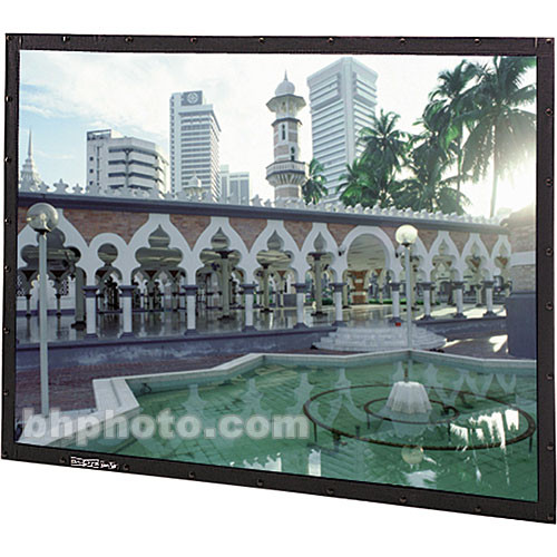 "Da-Lite 90276 Perm-Wall Fixed Frame Projection Screen (50 x 67"")"