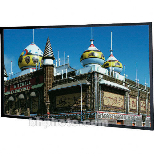 """Da-Lite 90293 Imager Fixed Frame Front Projection Screen (72 x 96"""")"""