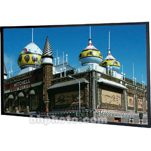 "Da-Lite 90296 Imager Fixed Frame Front Projection Screen (52 x 92"")"