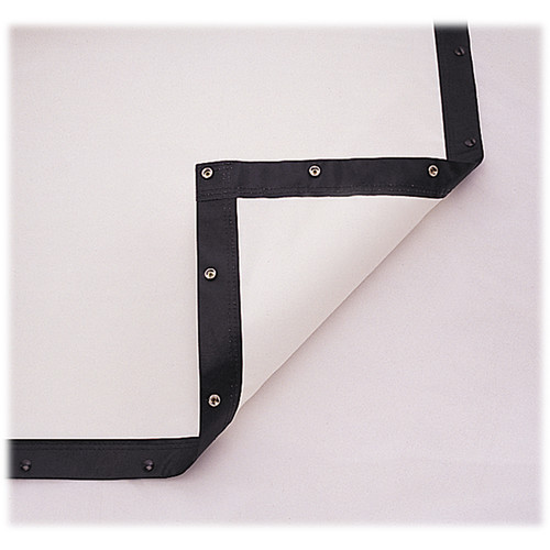 "Da-Lite Fast-Fold Deluxe Replacement Surface (7'6"" x 10', Da-Tex)"