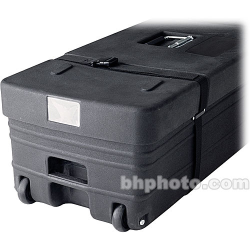 Da-Lite Poly Case with Wheels for Standard Screens 91787