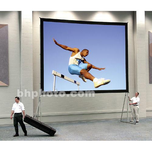 "Da-Lite Truss Deluxe Complete Screen Kit for Fast-Fold Portable Rear Projection Screen - 10 x 17' - 237"" Diagonal - HDTV Format (16:9 Aspect) - DA-Tex"