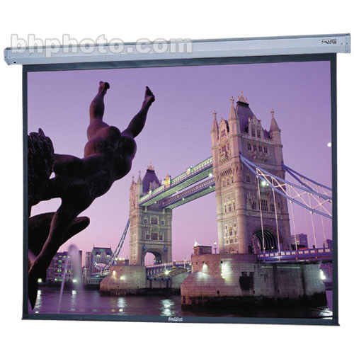 Da-Lite 92568 Cosmopolitan Electrol 6 x 8' Motorized Screen (120V)