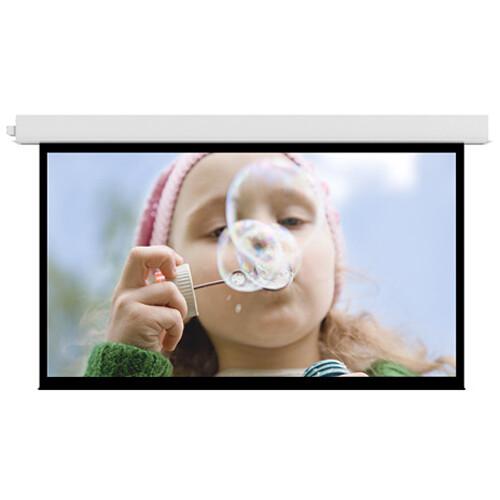 "Da-Lite 92617LS Advantage Electrol Motorized Projection Screen (52 x 92"", 120V, 60Hz)"
