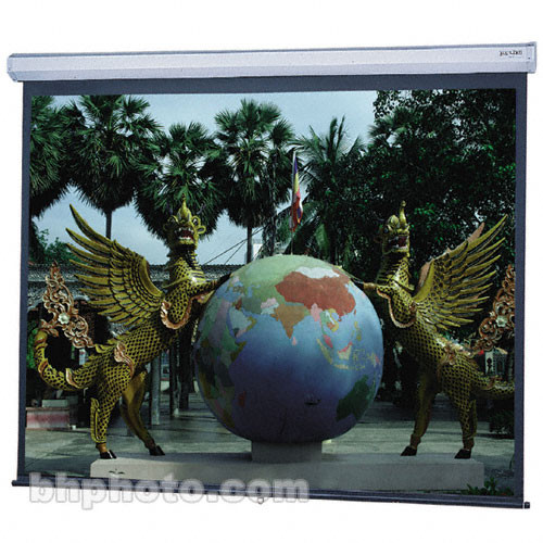 Da-Lite 92678 Model C Front Projection Screen (7x9')