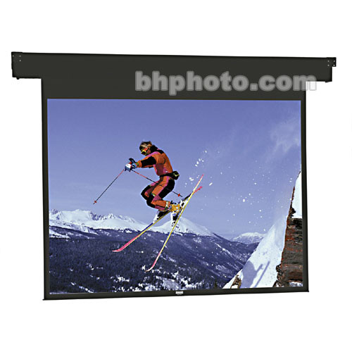 "Da-Lite 92936 Horizon Electrol Motorized Masking Projection Screen (80"" Format Width)"