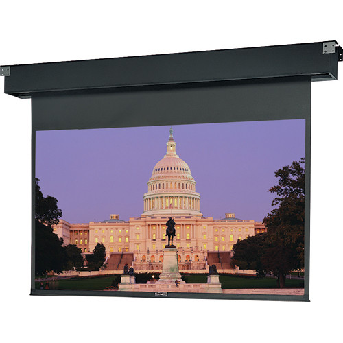"Da-Lite 92947E Dual Masking Electrol Motorized Projection Screen (87 x 116"")"
