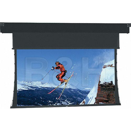 "Da-Lite 93073ES Horizon Electrol Motorized Masking Projection Screen (116"" Format Width)"