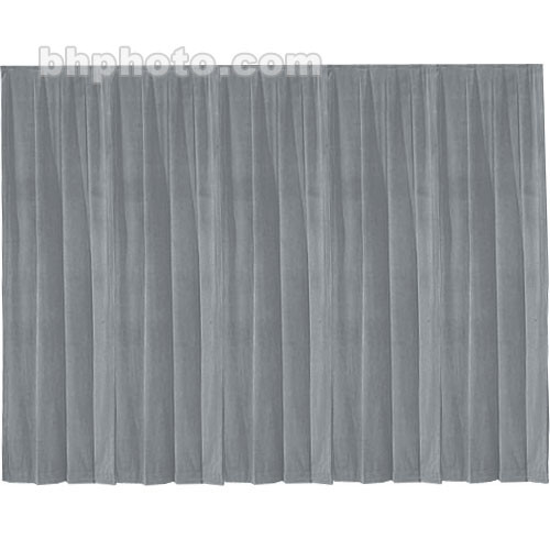 Da-Lite 94125 100% Cotton Drapery Panel ONLY (4 x 13')