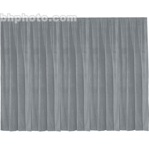 Da-Lite 94126 100% Cotton Drapery Panel ONLY (12 x 13')