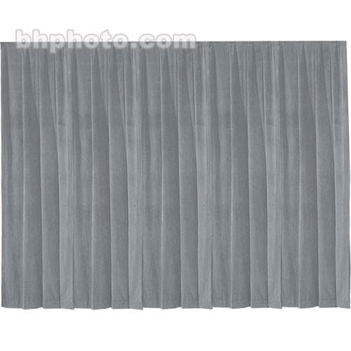 Da-Lite 94127 100% Cotton Drapery Panel ONLY (16 x 13')