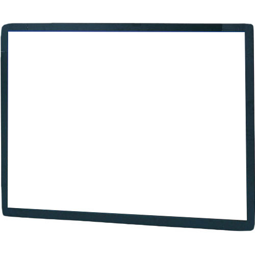 "Da-Lite Series 200 Lace and Grommet Frame with 6"" Pro-Trim Masking Cover"
