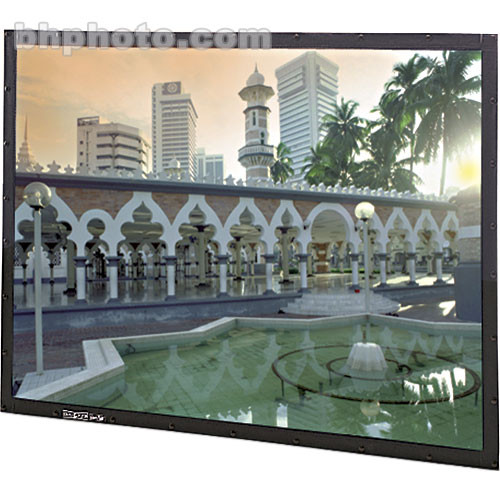 "Da-Lite 94340 Perm-Wall Fixed Frame Projection Screen (54 x 96"")"