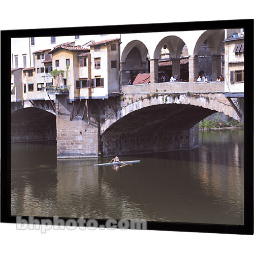 """Da-Lite 94351 Imager Fixed Frame Front or Rear Projection Screen (54 x 96"""")"""